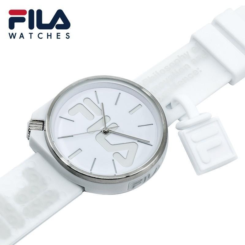 FILA フィラ FILASTYLE フィラスタイル ユニセックス 腕時計 スポーツ 38-199-008 (168016) オシャレ 白 メンズ レディース プレゼント 日本限定|tn-square|02