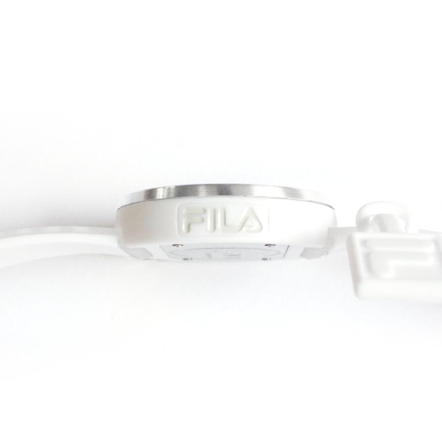 FILA フィラ FILASTYLE フィラスタイル ユニセックス 腕時計 スポーツ 38-199-008 (168016) オシャレ 白 メンズ レディース プレゼント 日本限定|tn-square|03