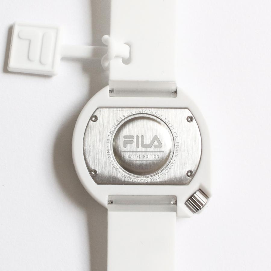 FILA フィラ FILASTYLE フィラスタイル ユニセックス 腕時計 スポーツ 38-199-008 (168016) オシャレ 白 メンズ レディース プレゼント 日本限定|tn-square|04