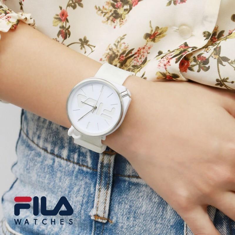 FILA フィラ FILASTYLE フィラスタイル ユニセックス 腕時計 スポーツ 38-199-008 (168016) オシャレ 白 メンズ レディース プレゼント 日本限定|tn-square|06