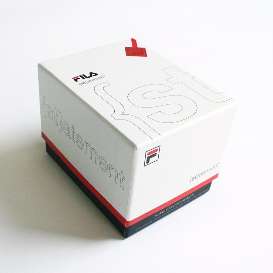 FILA フィラ FILASTYLE フィラスタイル ユニセックス 腕時計 スポーツ 38-199-009 (168017) オシャレ 黒 メンズ レディース プレゼント 日本限定 hawks202110|tn-square|06