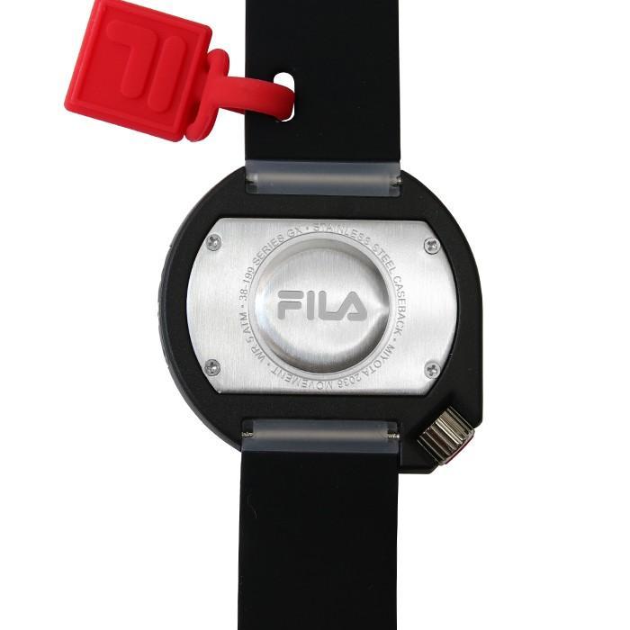 FILA フィラ FILASTYLE フィラスタイル ユニセックス 腕時計 スポーツ 38-199-002 (168011) {敬老の日 プレゼント}|tn-square|04