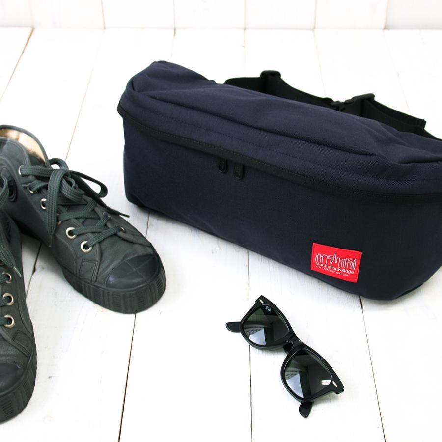 マンハッタンポーテージ ウェストバッグ Fixie Waist Bag-S