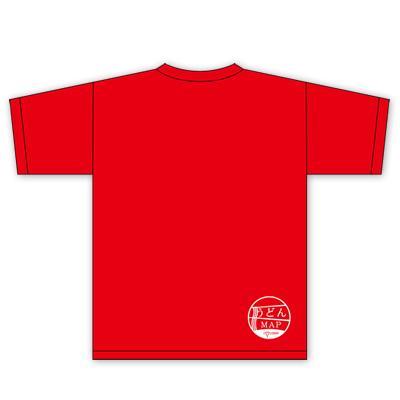 うどんMAP 完食しました!Tシャツ|tnc-netshop|02