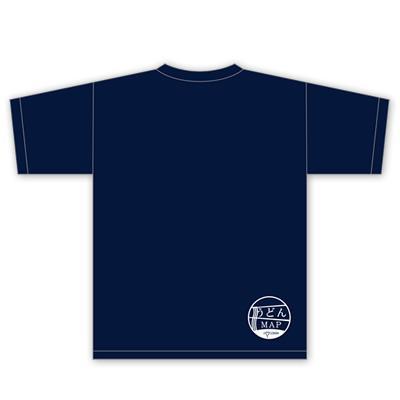 うどんMAP 完食しました!Tシャツ|tnc-netshop|03
