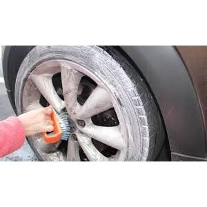 バケツ石鹸 6kg2個セット 車用石鹸 タイヤ洗剤 ピンク 研磨剤不使用 国産固形石鹸 tnk-tokyo 03