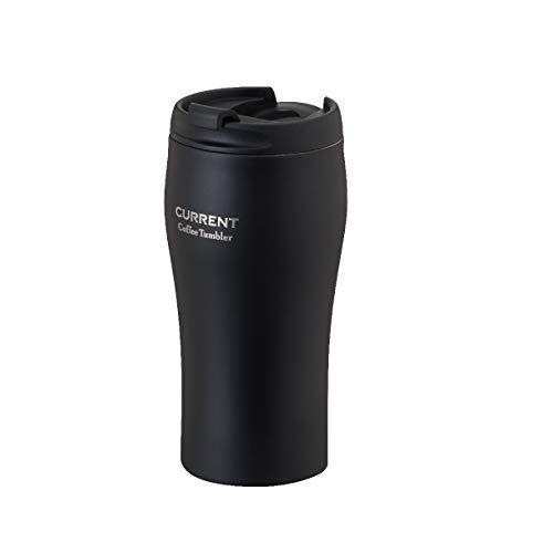 Atlas(アトラス) コーヒー Coffee CURRENT カレント 真空 断熱 2重構造 ダブル ステンレス 蓋付 カフェ タンブラー to-kia0309