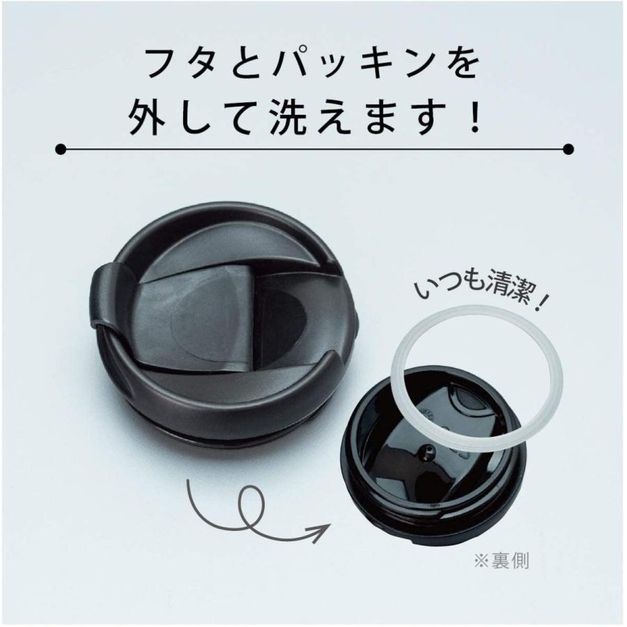Atlas(アトラス) コーヒー Coffee CURRENT カレント 真空 断熱 2重構造 ダブル ステンレス 蓋付 カフェ タンブラー to-kia0309 03