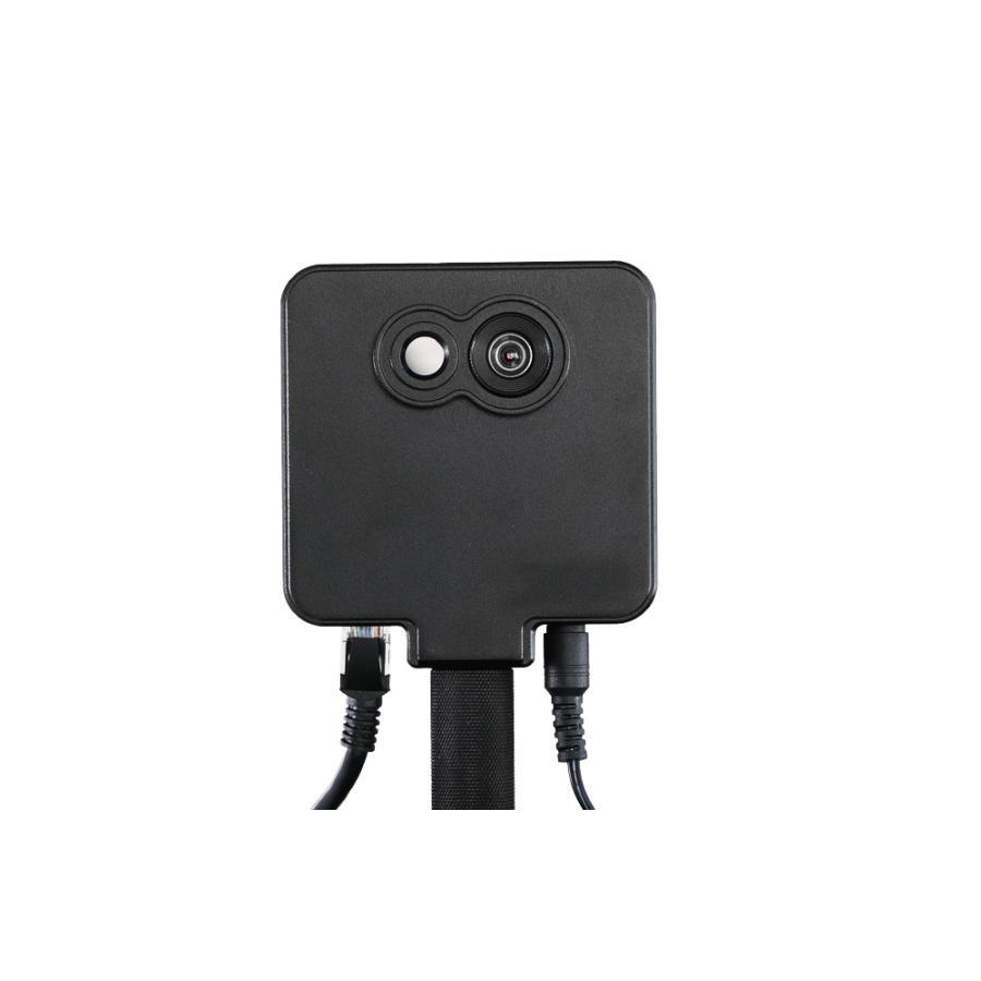 3R スリーアールソリューション 3R-TMC01 サーマルカメラ 非接触温度計