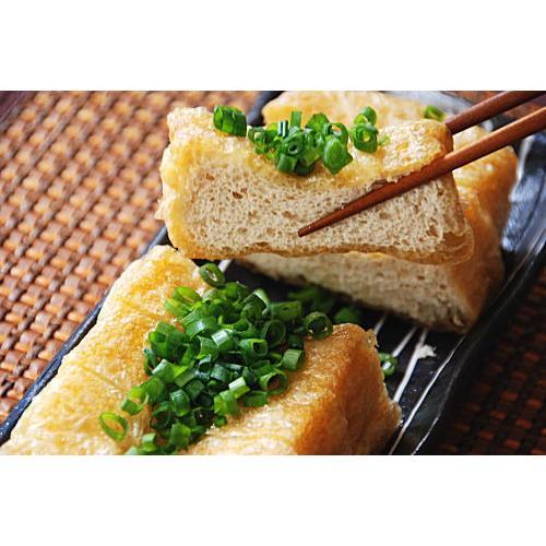 新潟県栃尾名物・栃尾油揚げ 5枚セット tochioya