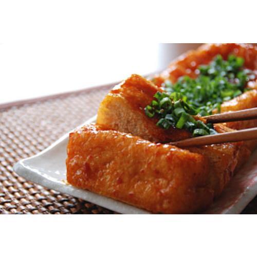 栃尾油揚げ キムチ漬&甘味噌漬セット tochioya