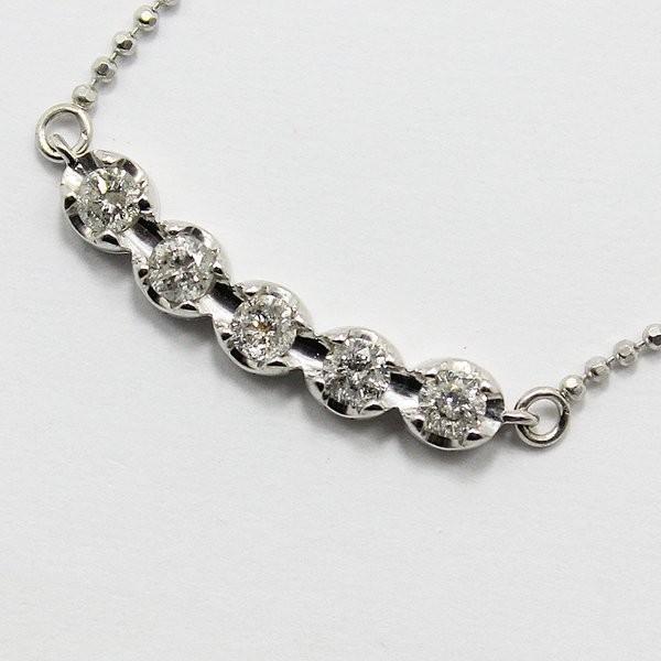【送料0円】 0.3ctダイヤモンド5ストーンペンダント〔〕, サングラスメガネのeyeone d258181c