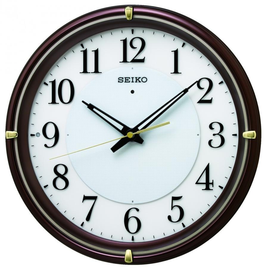 セイコー【お取寄せ品の為、代引き不可】セイコークロック 電波掛時計 KX233B