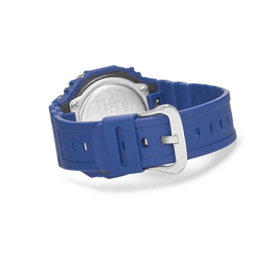 G-SHOCK ジーショック GA-2100-2AJF オクタゴン 八角形 カーボンコアガード構造 ブルー×ブラック メンズ 腕時計 CASIO カシオ|tokei-akashiya|07