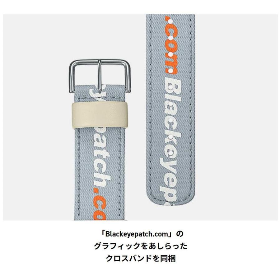 G-SHOCK ジーショック GA-900BEP-8AJR ブラックアイパッチ BlackEyePatch コラボモデル ライトグレー×ホワイト×オレンジ 腕時計 CASIO カシオ tokei-akashiya 08