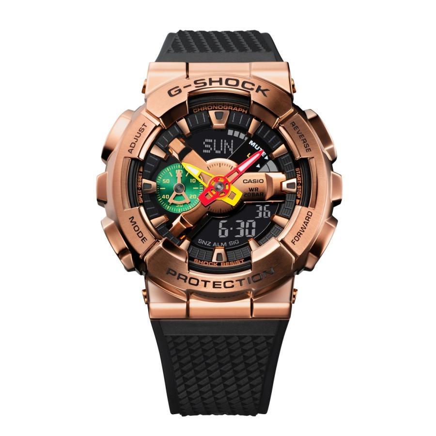 G-SHOCK ジーショック GM-110RH-1AJR 八村塁シグネイチャーモデル 第二弾 ステンレス製ベゼル 付け替え用バンド付属 ウレタンバンド 腕時計 CASIO カシオ|tokei-akashiya|03