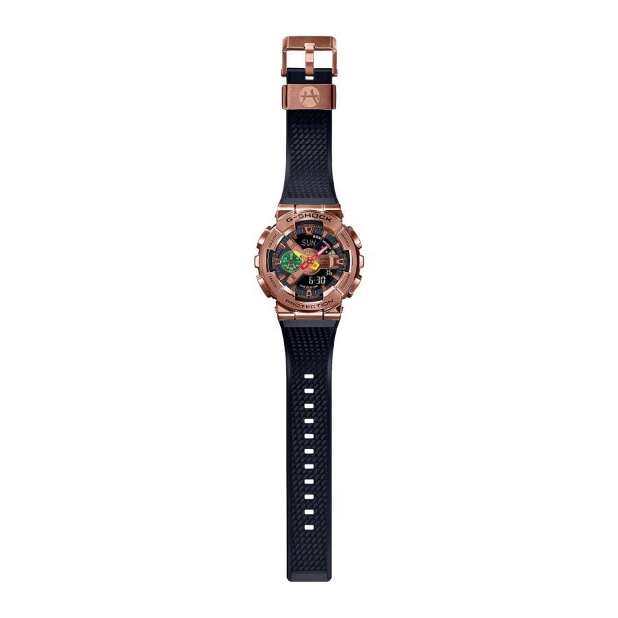 G-SHOCK ジーショック GM-110RH-1AJR 八村塁シグネイチャーモデル 第二弾 ステンレス製ベゼル 付け替え用バンド付属 ウレタンバンド 腕時計 CASIO カシオ|tokei-akashiya|04