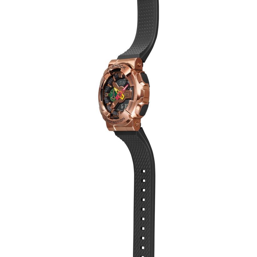 G-SHOCK ジーショック GM-110RH-1AJR 八村塁シグネイチャーモデル 第二弾 ステンレス製ベゼル 付け替え用バンド付属 ウレタンバンド 腕時計 CASIO カシオ|tokei-akashiya|05