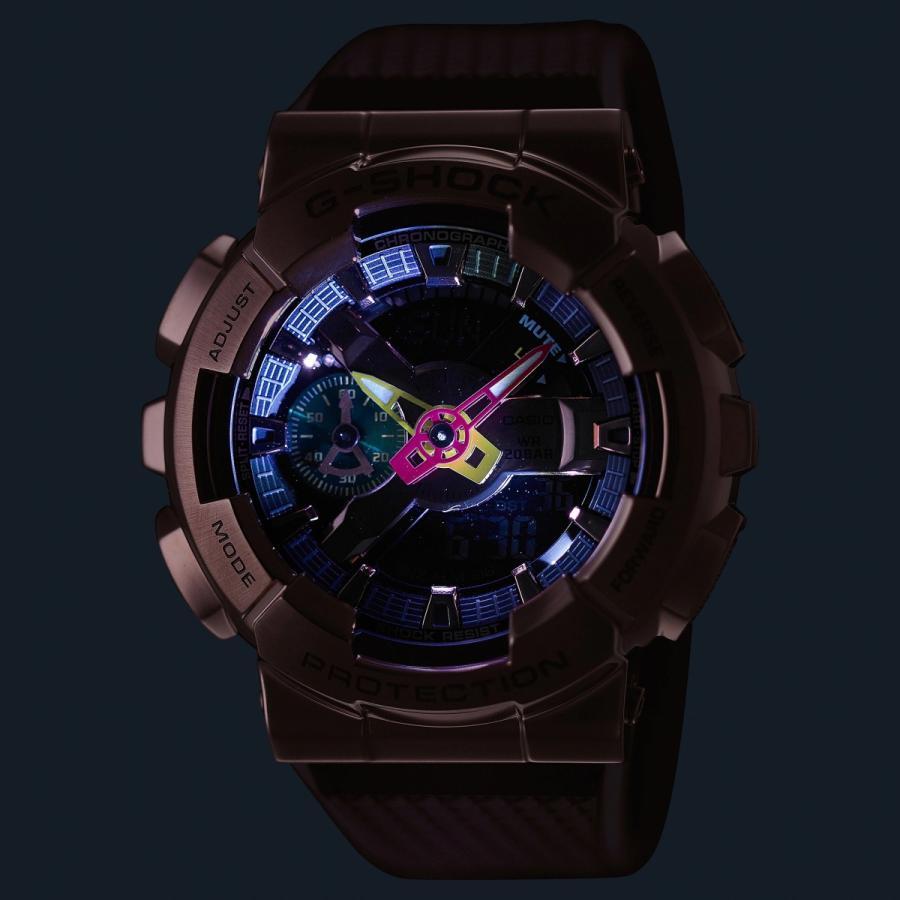 G-SHOCK ジーショック GM-110RH-1AJR 八村塁シグネイチャーモデル 第二弾 ステンレス製ベゼル 付け替え用バンド付属 ウレタンバンド 腕時計 CASIO カシオ|tokei-akashiya|09