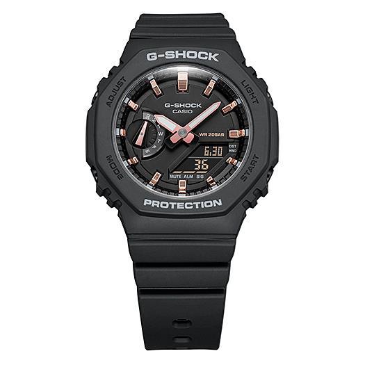 G-SHOCK ジーショック GMA-S2100-1AJF カーボンコアガード構造 小型・薄型モデ ル ブラック 腕時計 CASIO カシオ|tokei-akashiya|02