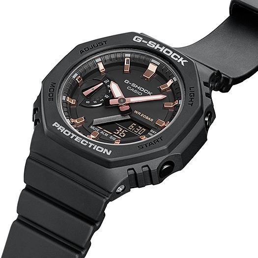 G-SHOCK ジーショック GMA-S2100-1AJF カーボンコアガード構造 小型・薄型モデ ル ブラック 腕時計 CASIO カシオ|tokei-akashiya|06