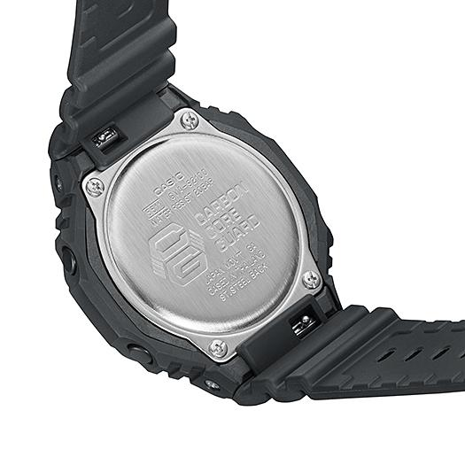G-SHOCK ジーショック GMA-S2100-1AJF カーボンコアガード構造 小型・薄型モデ ル ブラック 腕時計 CASIO カシオ|tokei-akashiya|07