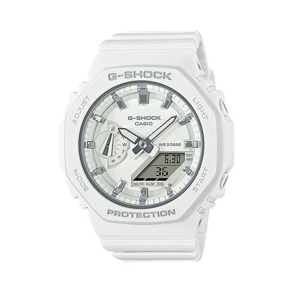G-SHOCK ジーショック GMA-S2100-7AJF カーボンコアガード構造 小型・薄型モデル ホワイト 腕時計 CASIO カシオ tokei-akashiya