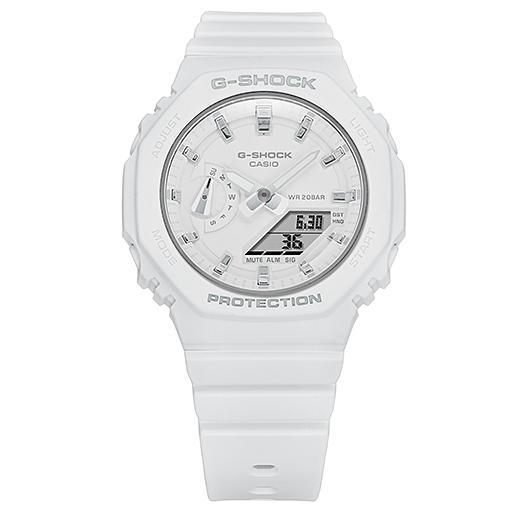 G-SHOCK ジーショック GMA-S2100-7AJF カーボンコアガード構造 小型・薄型モデル ホワイト 腕時計 CASIO カシオ tokei-akashiya 02
