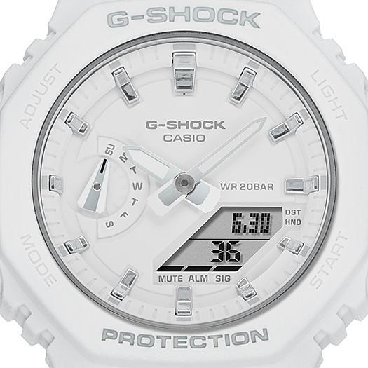 G-SHOCK ジーショック GMA-S2100-7AJF カーボンコアガード構造 小型・薄型モデル ホワイト 腕時計 CASIO カシオ tokei-akashiya 03