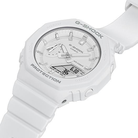 G-SHOCK ジーショック GMA-S2100-7AJF カーボンコアガード構造 小型・薄型モデル ホワイト 腕時計 CASIO カシオ tokei-akashiya 06