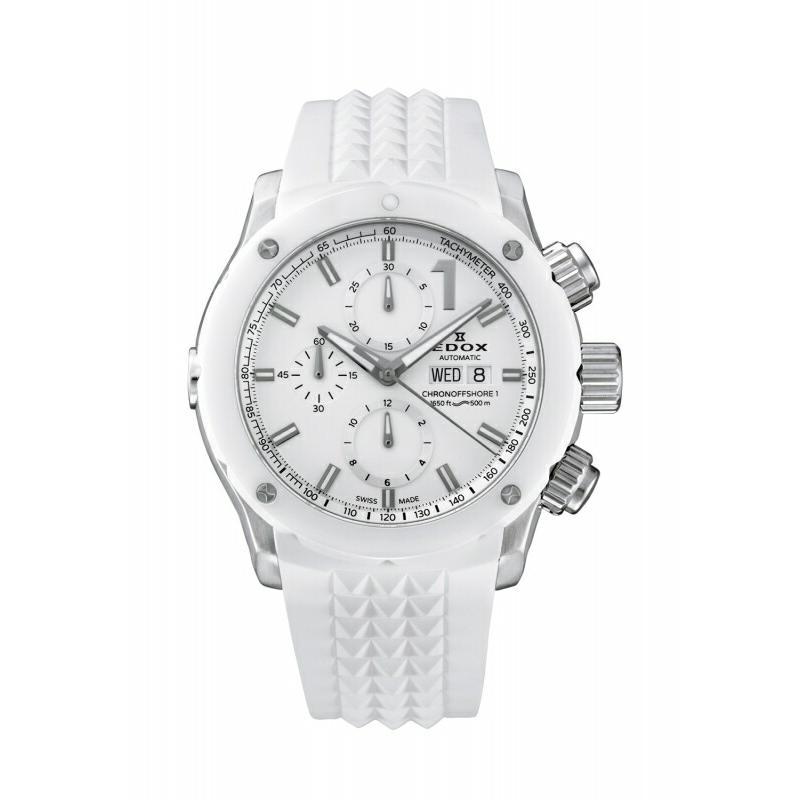 【新品】 正規品 EDOX 腕時計 オートマチック エドックス 01122-3B1-BIN1-S EDOX クロノオフショア1 クロノグラフ オートマチック 腕時計, 呉服和装小物中村:a085682d --- airmodconsu.dominiotemporario.com