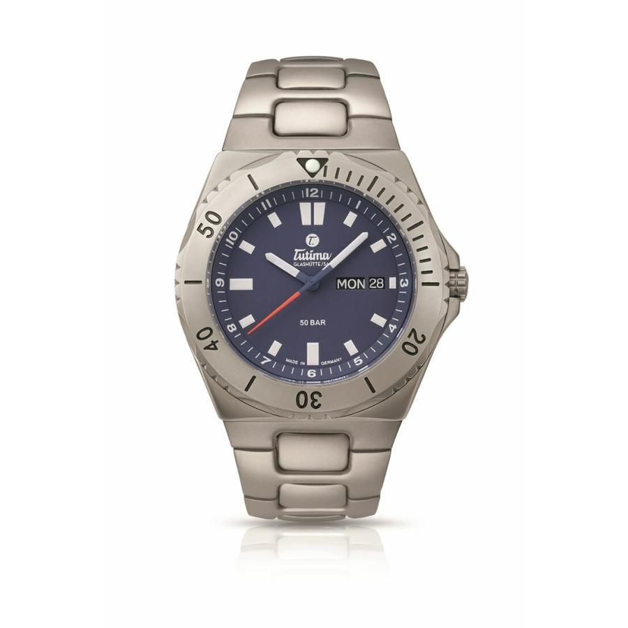 2019年春の 正規品 腕時計 Tutima チュチマ Tutima 6151-04 M2 セブンシーズ 正規品 腕時計, ミスター総務 家具市場:4b05beb9 --- airmodconsu.dominiotemporario.com