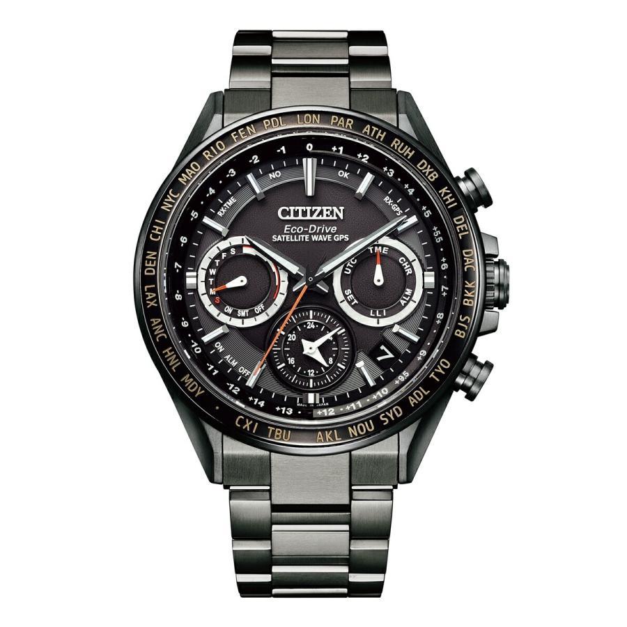 アテッサ ATTESA シチズン CITIZEN 正規メーカー延長保証付き CC4014-62E GPS衛星電波受信 ブラックチタンシリーズ 正規品 腕時計 tokeikan