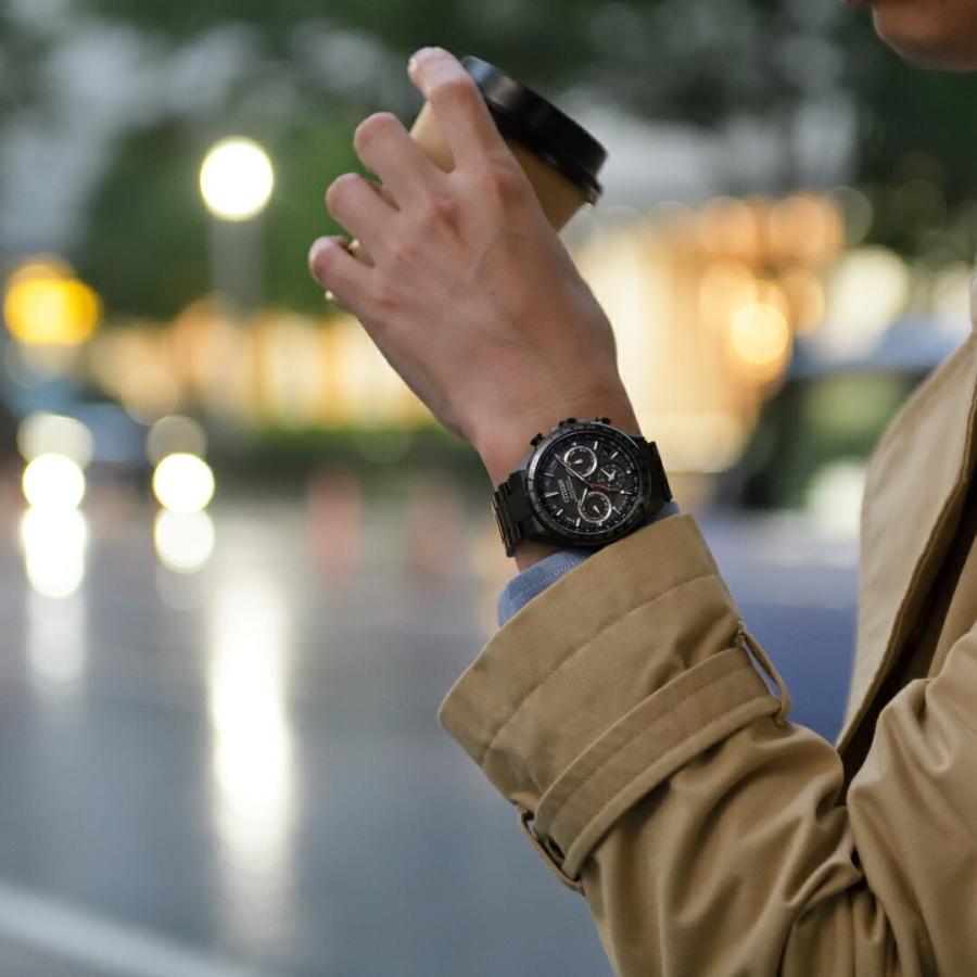 アテッサ ATTESA シチズン CITIZEN 正規メーカー延長保証付き CC4014-62E GPS衛星電波受信 ブラックチタンシリーズ 正規品 腕時計 tokeikan 05