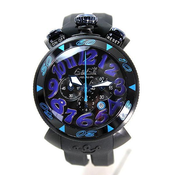 reputable site 0afe4 e7ddc ガガミラノ GAGA MILANO 腕時計 時計 6054.1 :6054-1:腕時計 ...