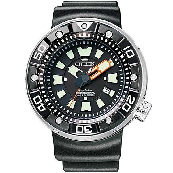 CITIZEN PROMASTER BN0176-08E MARINE 300m高水圧飽和潜水用ダイバーズウオッチ tokeiya-ito