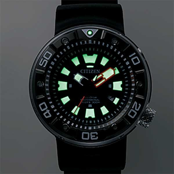 CITIZEN PROMASTER BN0176-08E MARINE 300m高水圧飽和潜水用ダイバーズウオッチ tokeiya-ito 02
