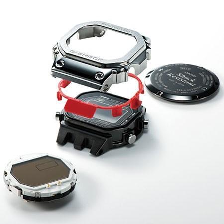 カシオ G-SHOCK GMW-B5000D-1JF フルメタルケース BLACK Bluetooth接続に対応「Connectedエンジン」 tokeiya-ito 04