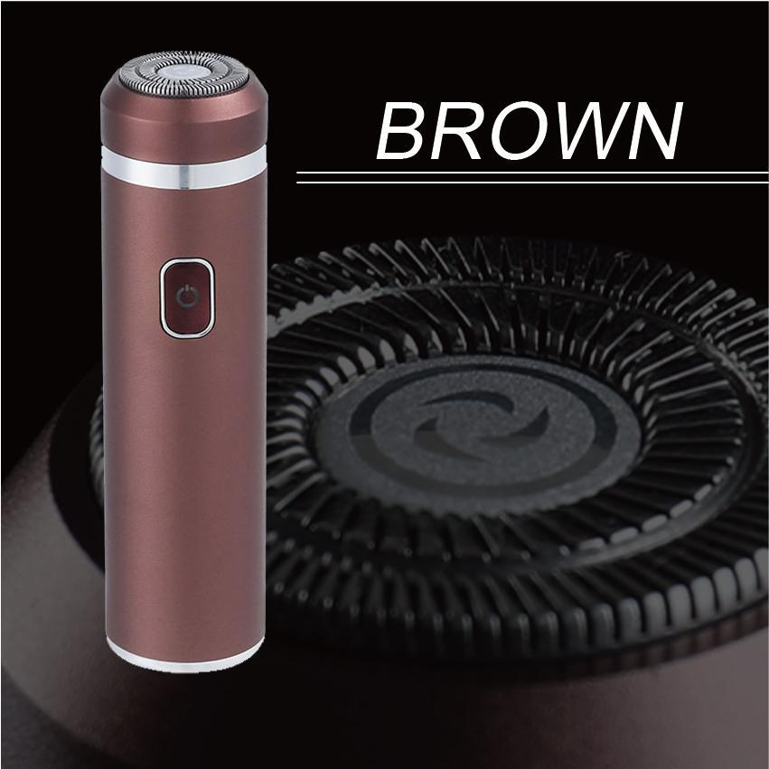 電気シェーバー メンズシェーバー USB充電式 肌にやさしい 防水 回転刃 綱刃ダブルトラック 自動研削 360度全方位 乾湿両用 髭剃り 洗浄 自宅用 出張 旅行|toki|09