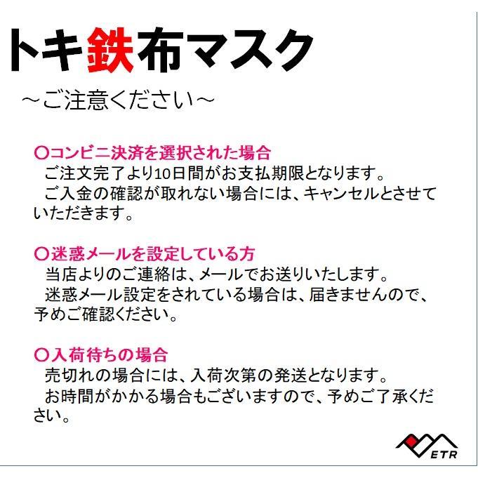 トキてつマスク ET122系 日本海ひすいライン|tokitetsu-official|04