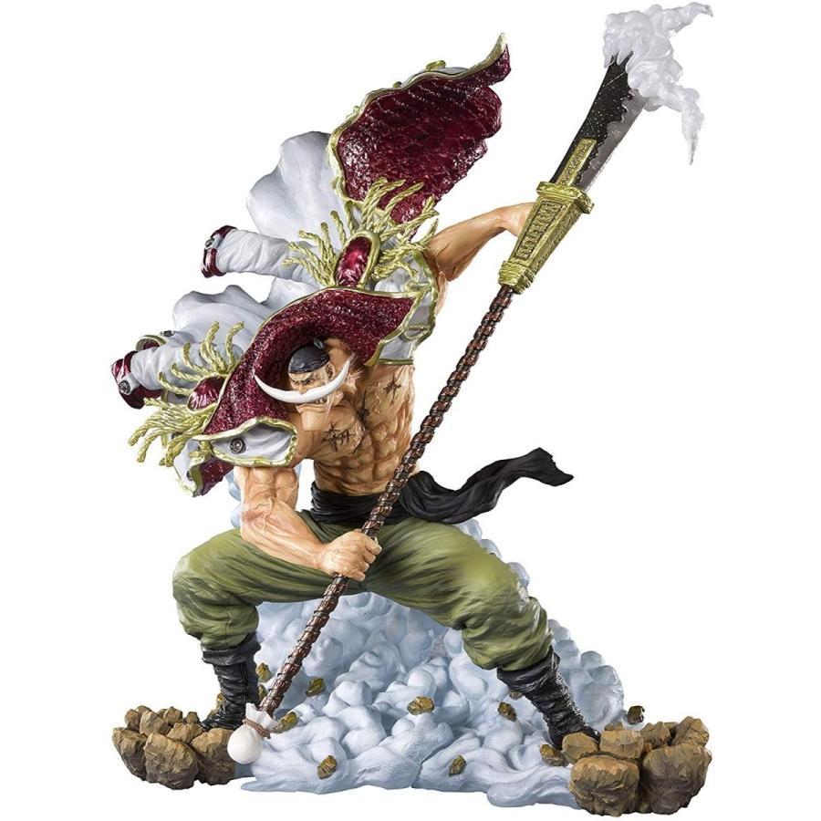 フィギュアーツZERO ONE PIECE エドワード・ニューゲート -白ひげ海賊団船長-|tokiwaya