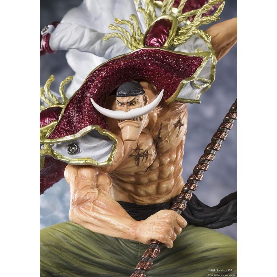 フィギュアーツZERO ONE PIECE エドワード・ニューゲート -白ひげ海賊団船長-|tokiwaya|02
