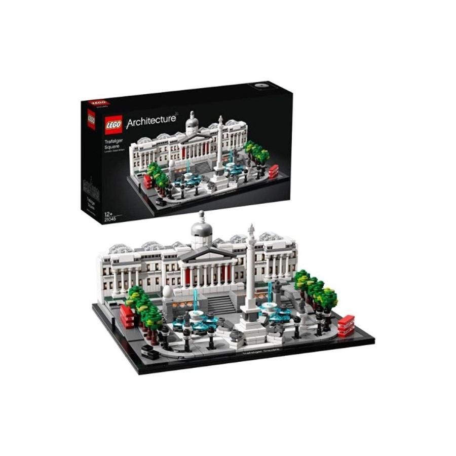 レゴ(LEGO) アーキテクチャー トラファルガー広場 21045