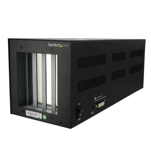StarTech PEX2PCIE4L PCIe/PCIスロット拡張ボックス ロングサイズPCI対応