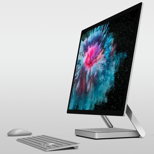 マイクロソフト Surface Studio 2(プラチナ) 28型液晶 Core i7 2TB/32GBモデル LAM-00023|tokka
