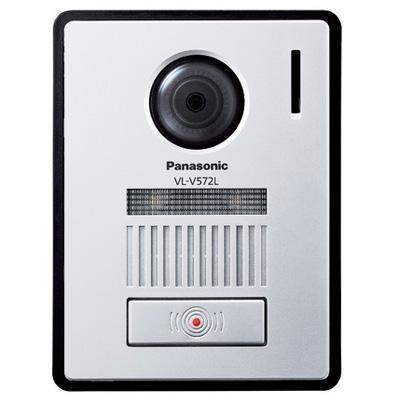 【長期保証付】パナソニック VL-V572L-S カラーカメラ玄関子機