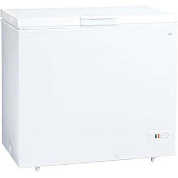 【設置】アクア AQF-21CE-W(スノーホワイト) 冷凍庫 205L