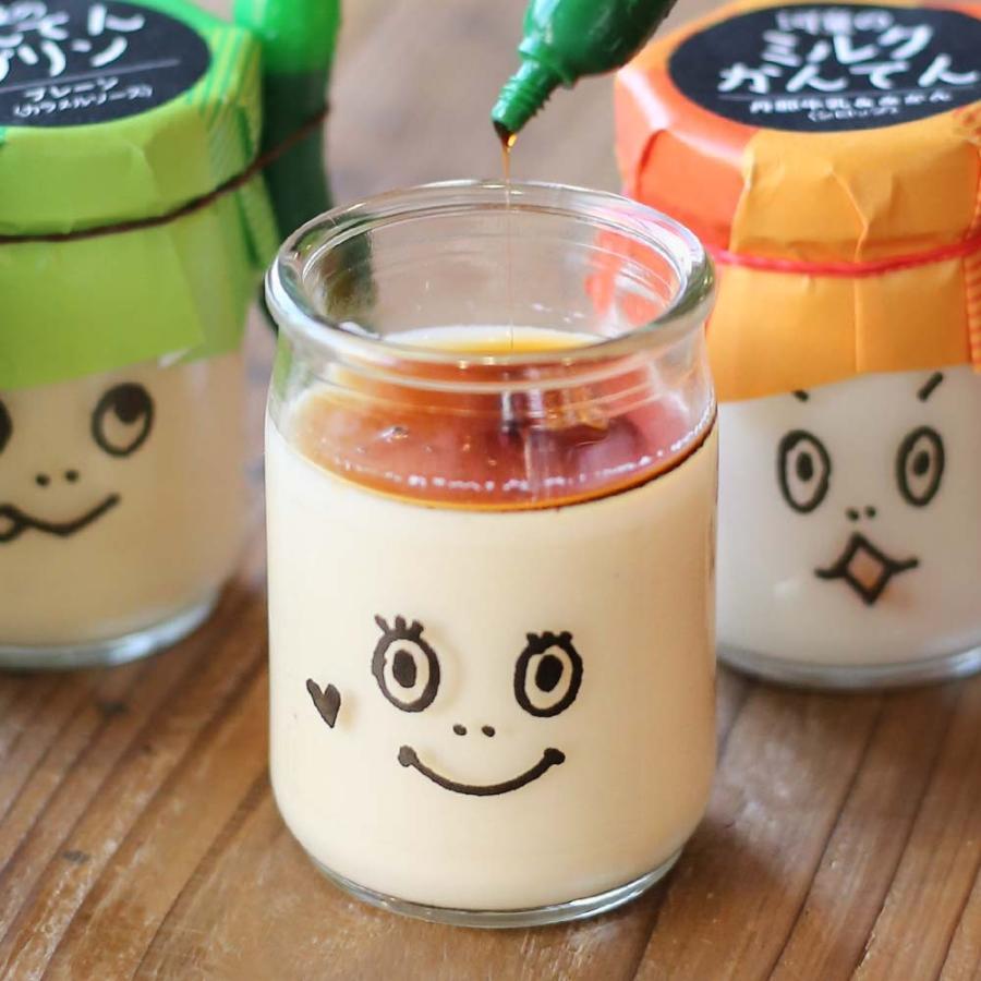 ギフト 河童のプリン セット 無添加 かんてんプリン2個 ミルクかんてん 2個セット スイーツ 冷蔵便|tokoroten|13