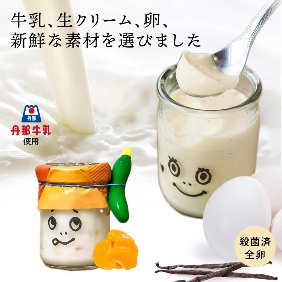 ギフト 河童のプリン セット 無添加 かんてんプリン2個 ミルクかんてん 2個セット スイーツ 冷蔵便|tokoroten|08
