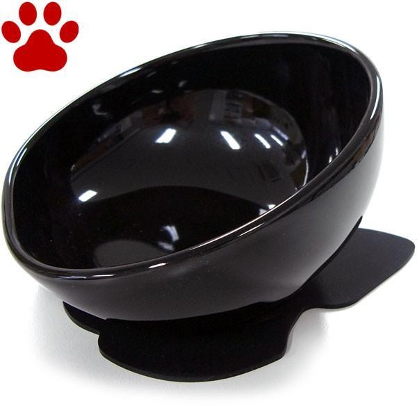 ハリオ フレンチブル専用フードボウル BUHIプレ ブラック 滑り止めシリコンマット付き ワンプレ ブヒプレ フレンチブルドッグ 陶器 食器|tokoton-dogfood